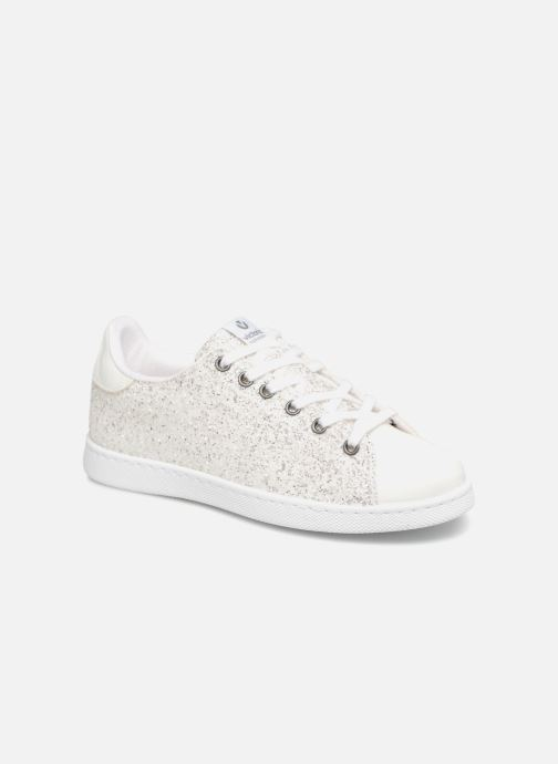 Sneakers Victoria Tenis Glitter W Zilver detail