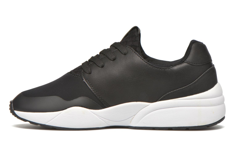 Deportivas Victoria Sneakers neopreno Negro vista de frente