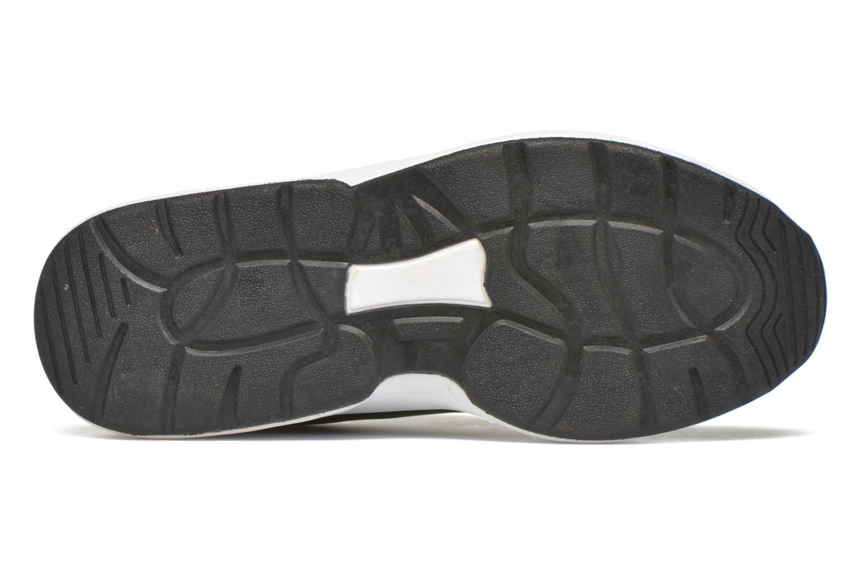 Deportivas Victoria Sneakers neopreno Negro vista de arriba
