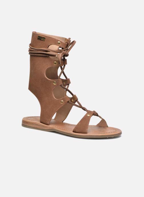 Sandali e scarpe aperte Les Tropéziennes par M Belarbi Baktal Marrone vedi dettaglio/paio