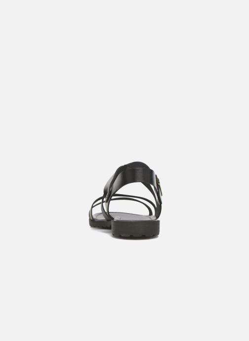 Initiale Paris Henane (Noir) Sandales et nu pieds chez