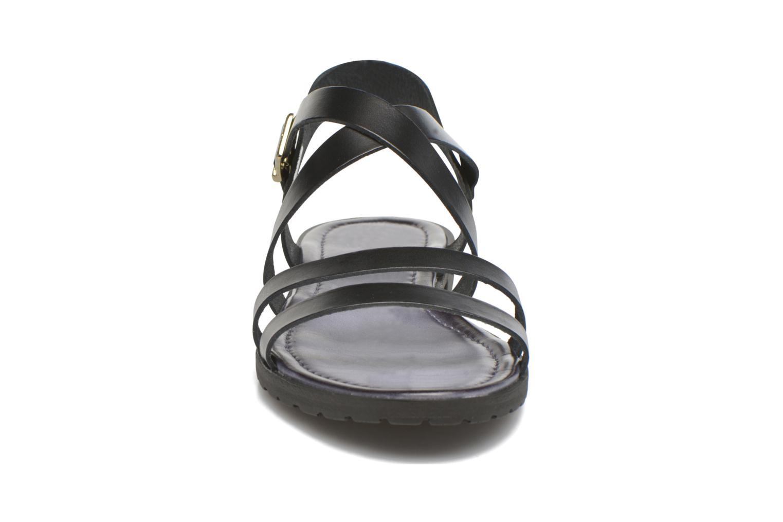 Sandalen Initiale Paris Henane Zwart model