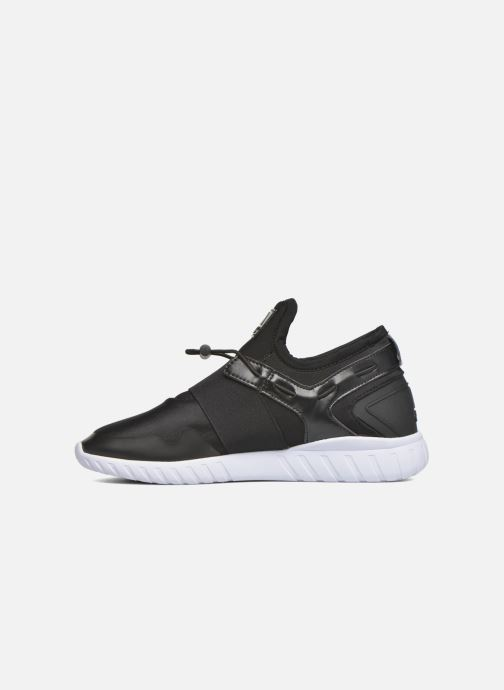 Sneakers Asfvlt Area Mid Nero immagine frontale