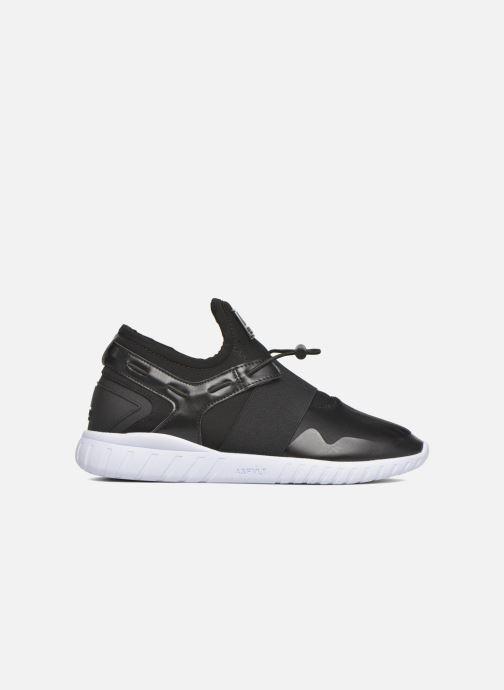 Sneakers Asfvlt Area Mid Zwart achterkant
