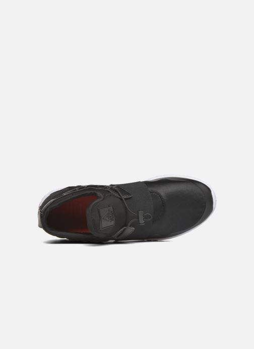 Sneaker Asfvlt Area Mid schwarz ansicht von links