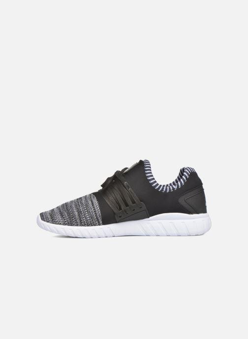 Sneakers Asfvlt Area Low Zwart voorkant