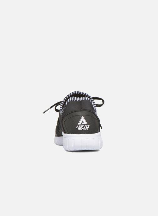 Sneakers Asfvlt Area Low Zwart rechts