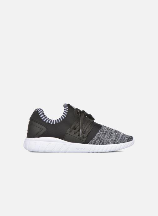 Sneakers Asfvlt Area Low Zwart achterkant