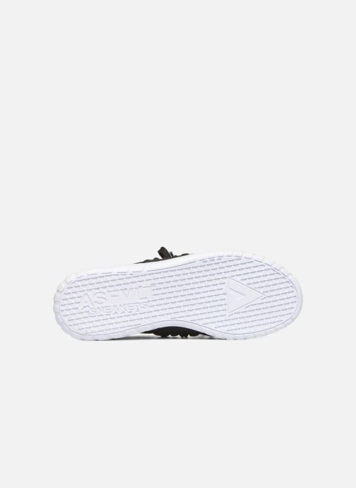 Sneakers Asfvlt Area Low Zwart boven
