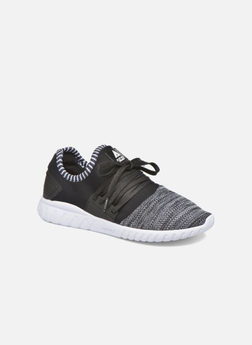Sneakers Asfvlt Area Low Zwart detail