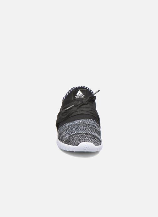 Baskets Asfvlt Area Low W Noir vue portées chaussures