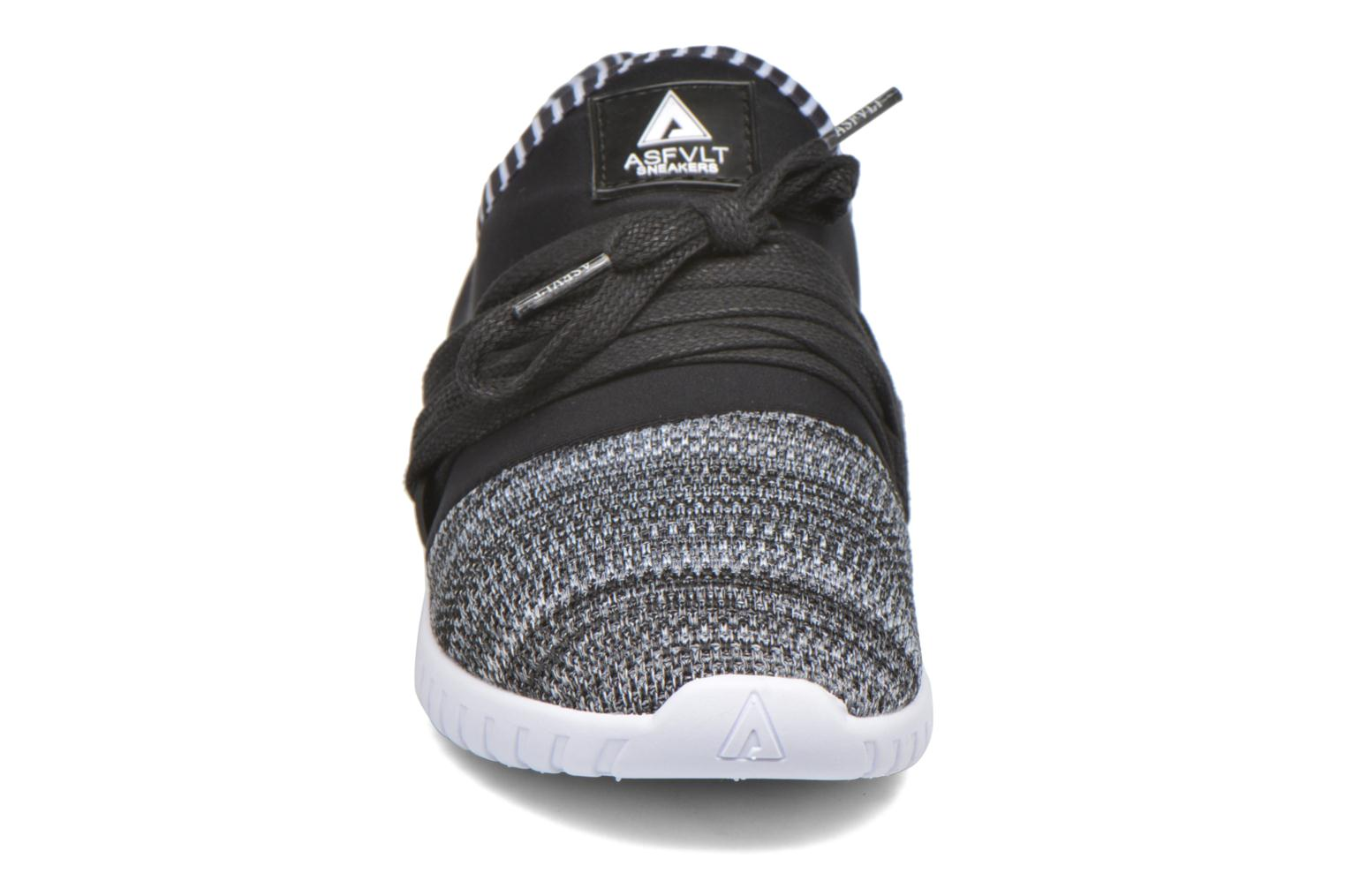 Trainers Asfvlt Area Low W Black model view
