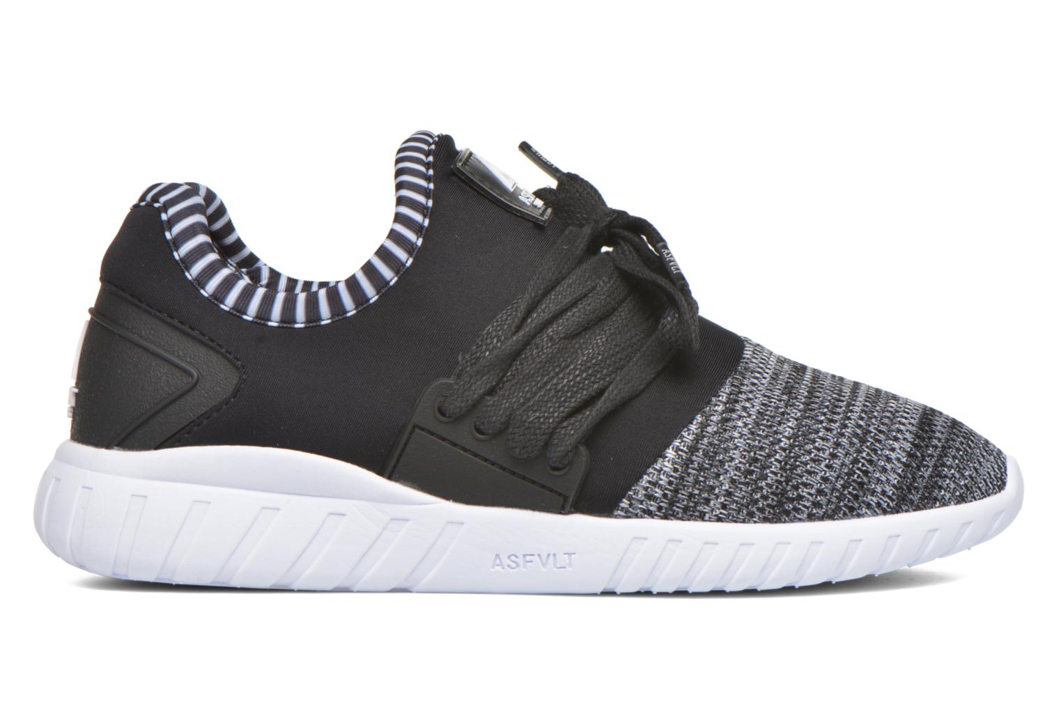 Trainers Asfvlt Area Low W Black back view