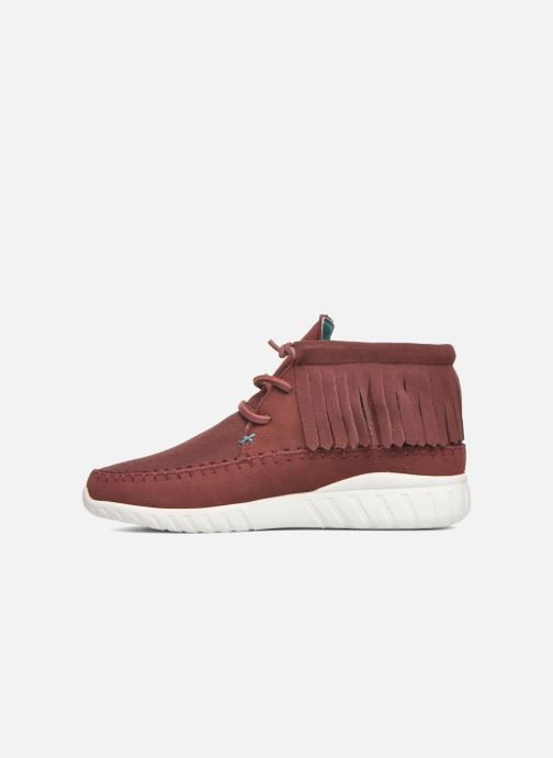 Sneakers Asfvlt Apache Rosso immagine frontale