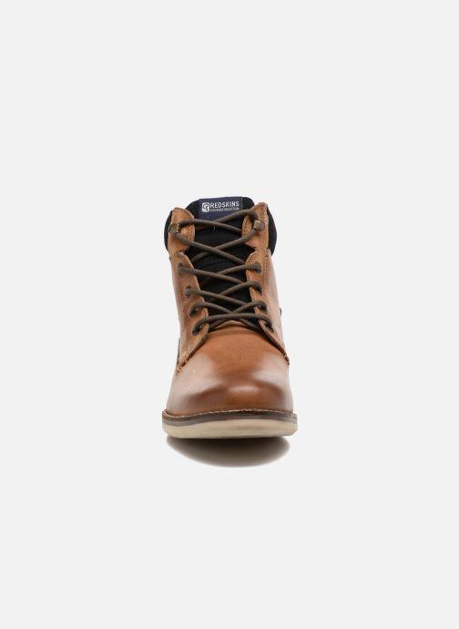 Bottines et boots Redskins Batex Marron vue portées chaussures