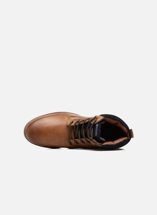 Bottines et boots Redskins Batex Marron vue gauche