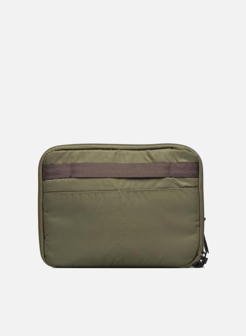 Laptop cases Bensimon Web Bag Green front view