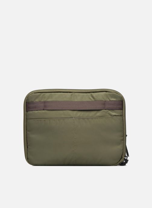 Laptop cases Bensimon Web Bag Green front view