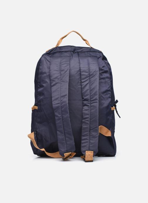 Sacs à dos Bensimon Backpack Bleu vue face