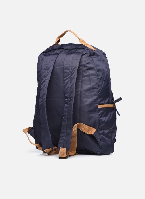 Mochilas Bensimon Backpack Azul vista lateral derecha