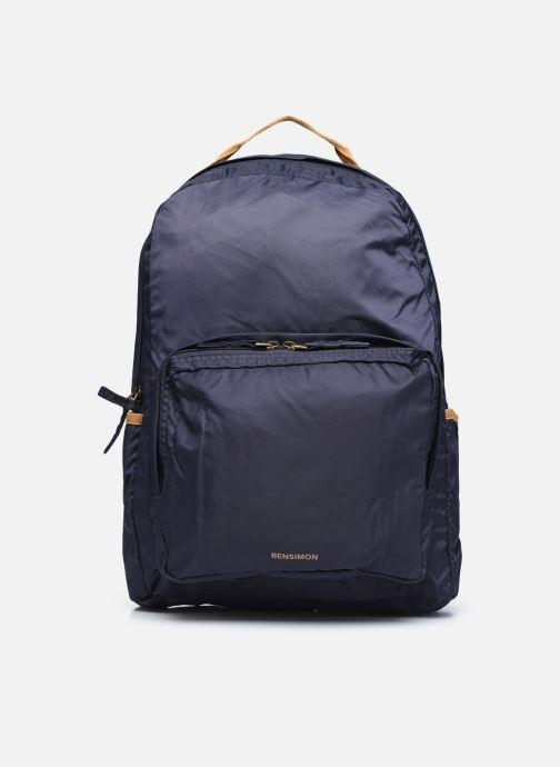 Sacs à dos Bensimon Backpack Bleu vue détail/paire