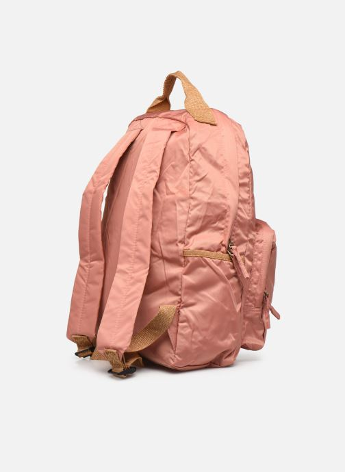 Mochilas Bensimon Backpack Rosa vista lateral derecha