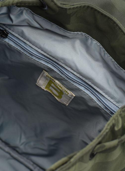Rucksäcke Bensimon Backpack grün ansicht von hinten