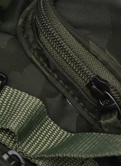 Sacs à dos Bensimon Backpack Vert vue gauche