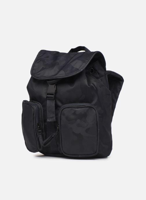Rucksäcke Bensimon Backpack blau schuhe getragen