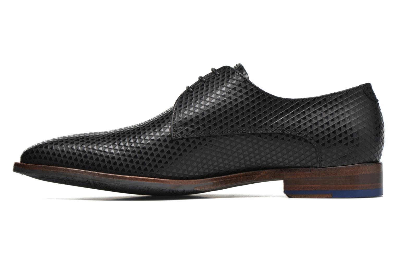 Chaussures à lacets Floris Van Bommel Eliott Noir vue face