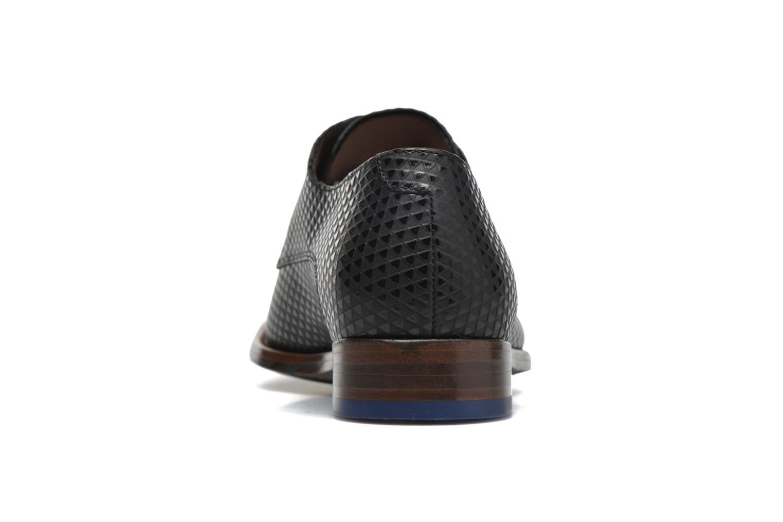 Chaussures à lacets Floris Van Bommel Eliott Noir vue droite