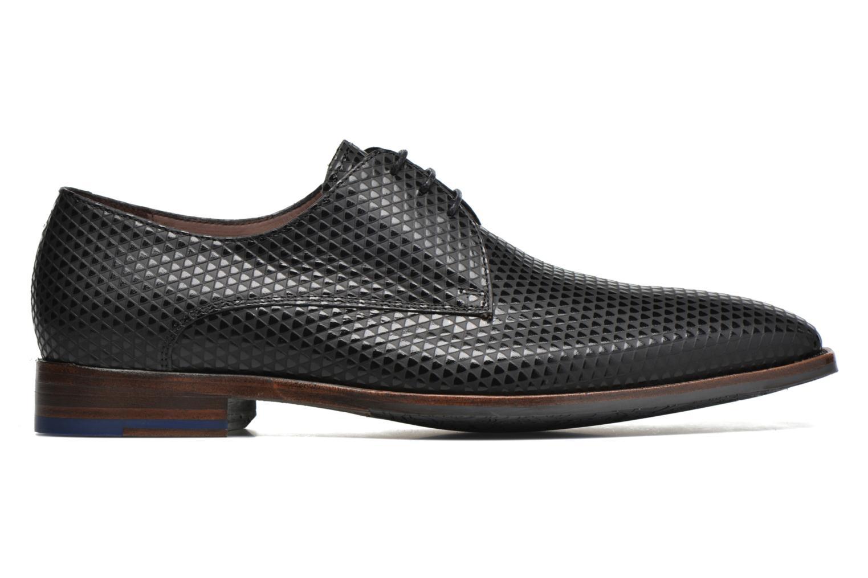 Chaussures à lacets Floris Van Bommel Eliott Noir vue derrière