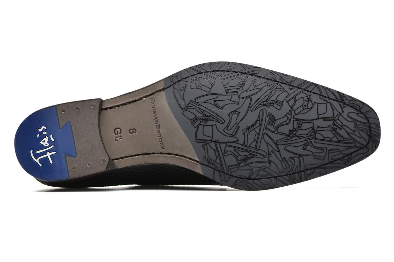 Chaussures à lacets Floris Van Bommel Eliott Noir vue haut