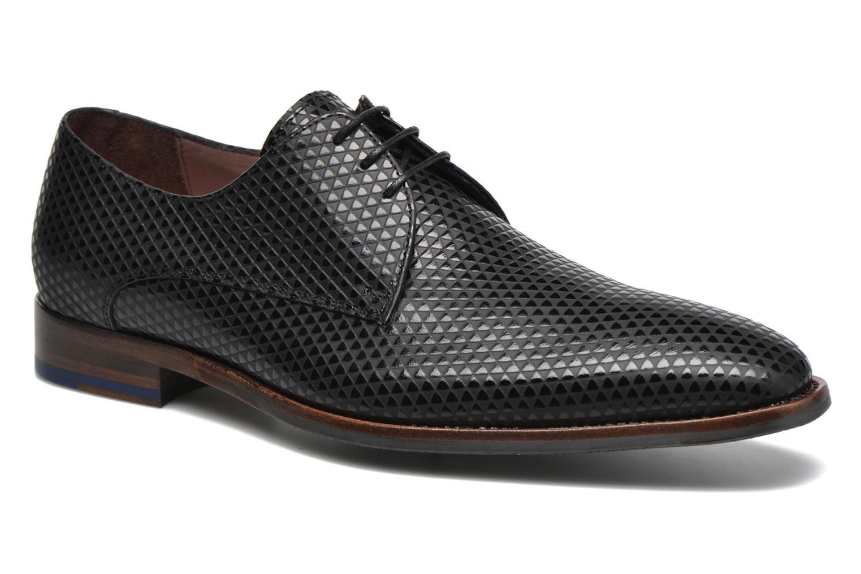 Chaussures à lacets Floris Van Bommel Eliott Noir vue détail/paire