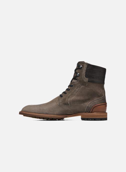 Floris Van Bommel Alban (Gris) Chaussures à lacets chez