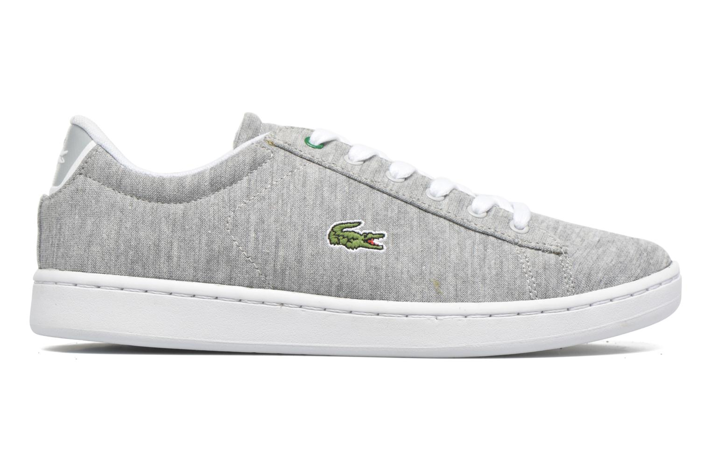 Sneakers Lacoste Carnaby EVO 116 2 Grijs achterkant