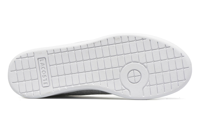 Sneakers Lacoste Carnaby EVO 116 2 Grijs boven