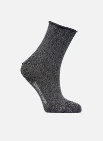Chaussettes lurex Femme Coton / Lurex Noir