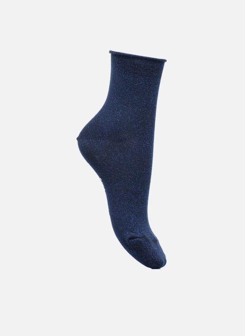 Calze e collant Sarenza Wear Chaussettes lurex Femme Coton / Lurex Azzurro vedi dettaglio/paio