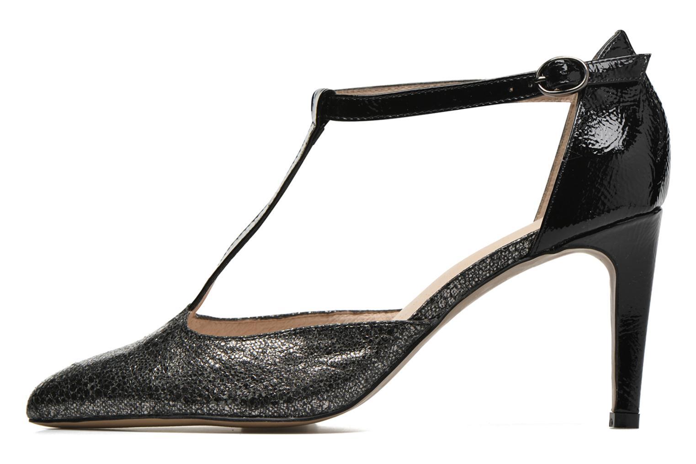 Zapatos de tacón Karston Pialin Negro vista de frente