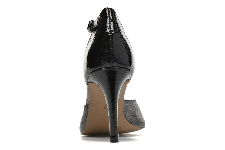 Zapatos de tacón Karston Pialin Negro vista lateral derecha