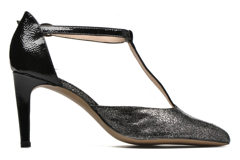 Zapatos de tacón Karston Pialin Negro vistra trasera