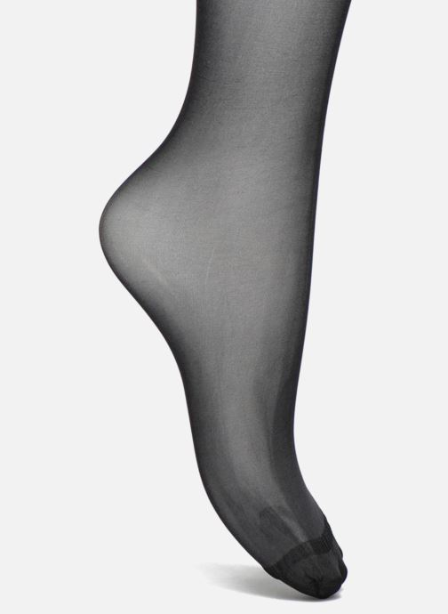 Sokken en panty's Dim Collant Beauty Resist transparant Pack de 2 Zwart links