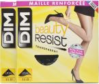 Collant Beauty Resist transparant Pack de 2