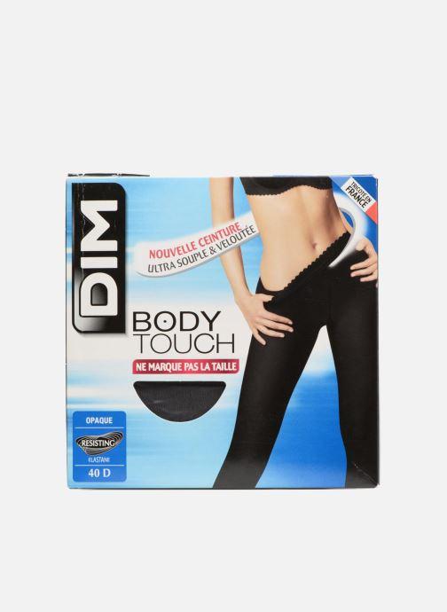 Sokken en panty's Dim Collant Body Touch Opaque Grijs detail