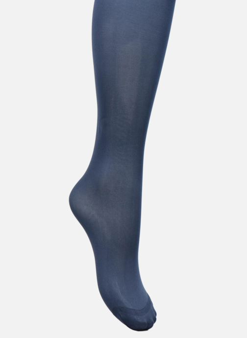 Socken & Strumpfhosen Dim Collant Body Touch Opaque blau ansicht von links