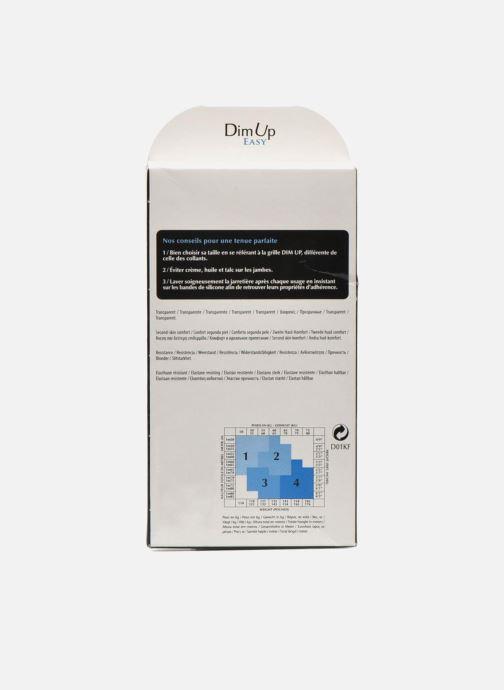 Calze e collant Dim Dim Up Easy - Jarretière graphique Nero immagine posteriore