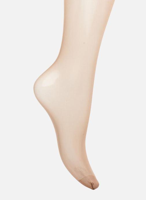 Sokken en panty's Dim Dim Up Beauty - Sublim Voile Brillant Pack de 2 Kleurloos links