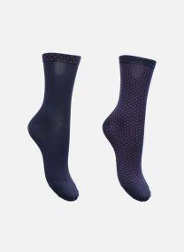 Socken & Strumpfhosen Accessoires Chaussettes Plumetis Pack de 2