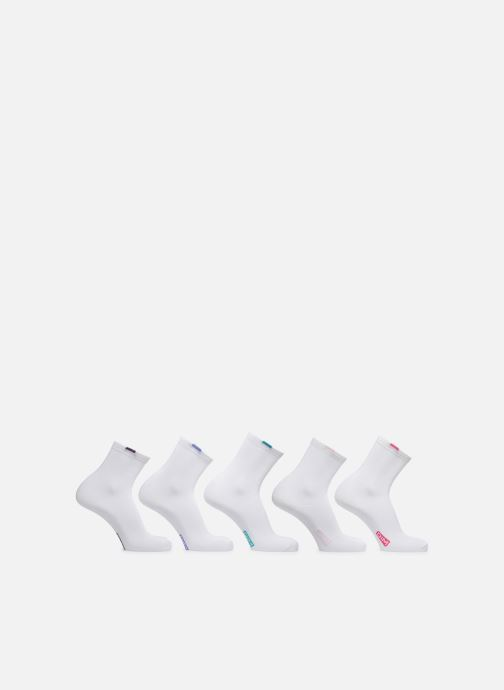 Sokken en panty's Dim Chaussettes EcoDimW Pack de 5 Wit detail